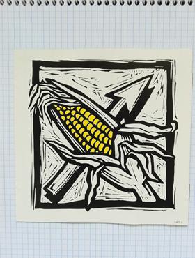 Against The Grain - 1990 - Back Sleeve